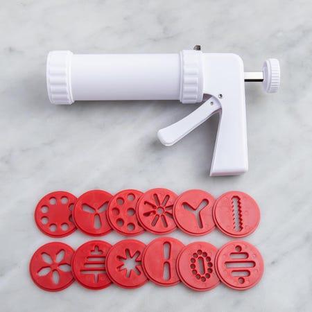 1012_Wilton_Advance_Cookie_Press_Gun___Set_of_13