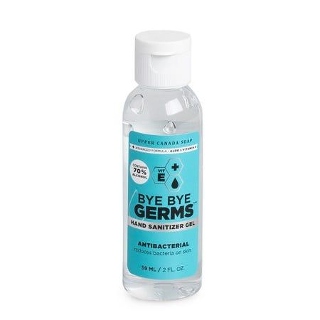 1046_Upper_Canada_Bye_Bye_Germ_'Personal_Size'_Hand_Sanitizer_Gel