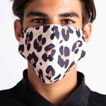 1078_Harman_Decorative_'Leopard'_Adult_Face_Mask__Multi_Colour