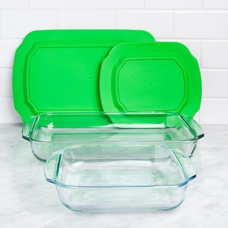 1105_Libbey_Baker's_Basics_Glass_Bakeware_Combo___Set_of_4