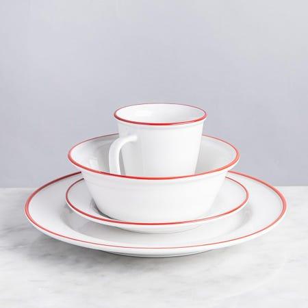 1148_Godinger_Bistro_Porcelain_Dinnerware___Set_of_16__Red