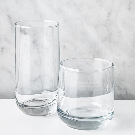 1153_Libbey_'Ascent'_Drinking_Glass_Combo___Set_of_16