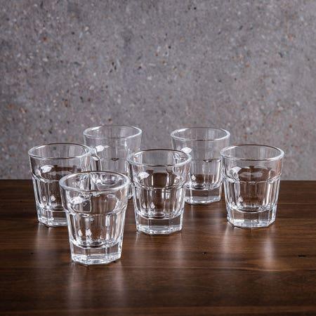 Basic Shot Glass S 6 Panel