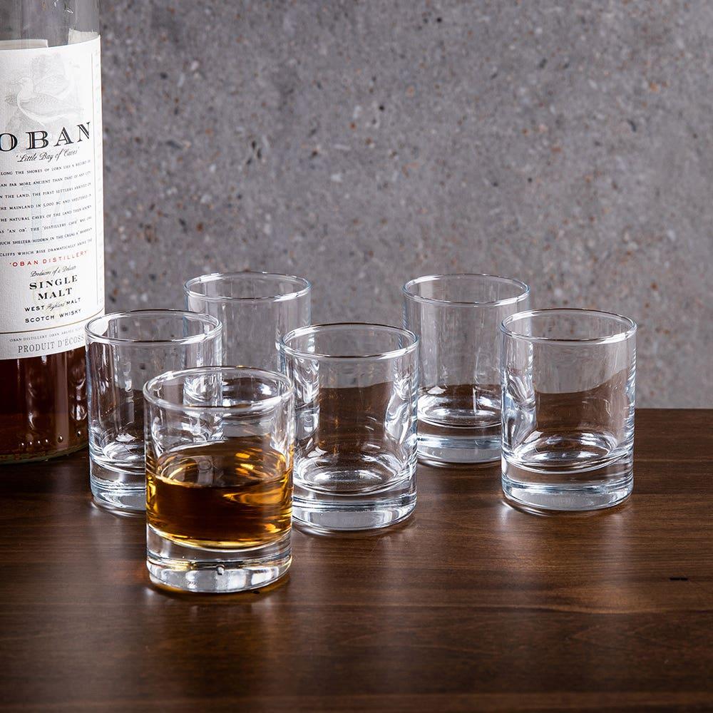 Home Essentials Basic 'Cylinder' Shot Glass - Set of 6