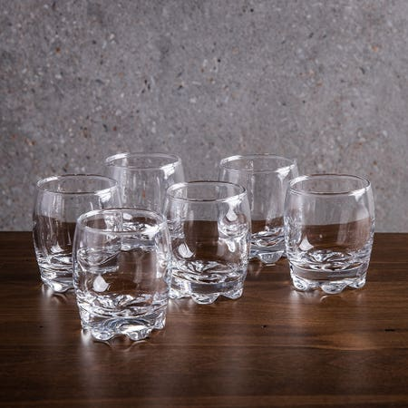 Basic Shot Glass S 6 Footed