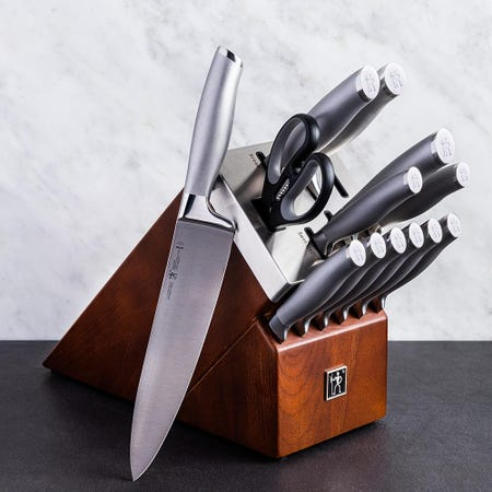 1243_Henckels_Modernist_Self_Sharpening_Wood_Knife_Block_Combo___Set_of_14