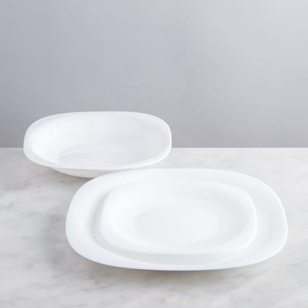 Dinnerware S 12 Carine Wht
