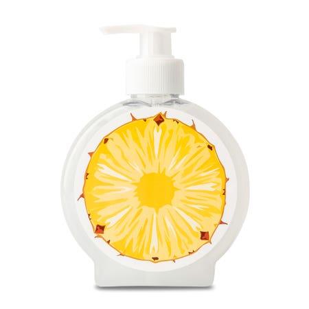 Fruit Slice Soap Pineapple