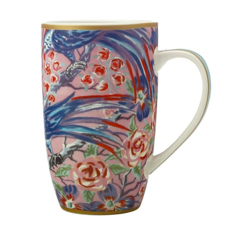 1336_Maxwell___Williams_Greg_Irvine_'Indos'_Porcelain_Coupe_Mug