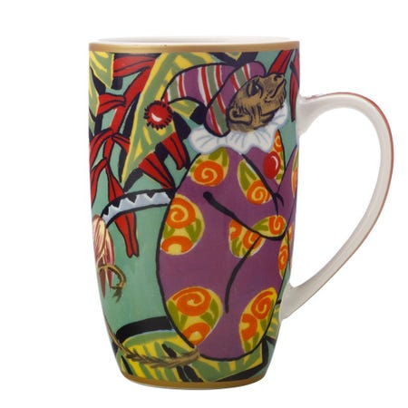 1340_Maxwell___Williams_Greg_Irvine_'Palm_Cave'_Porcelain_Coupe_Mug