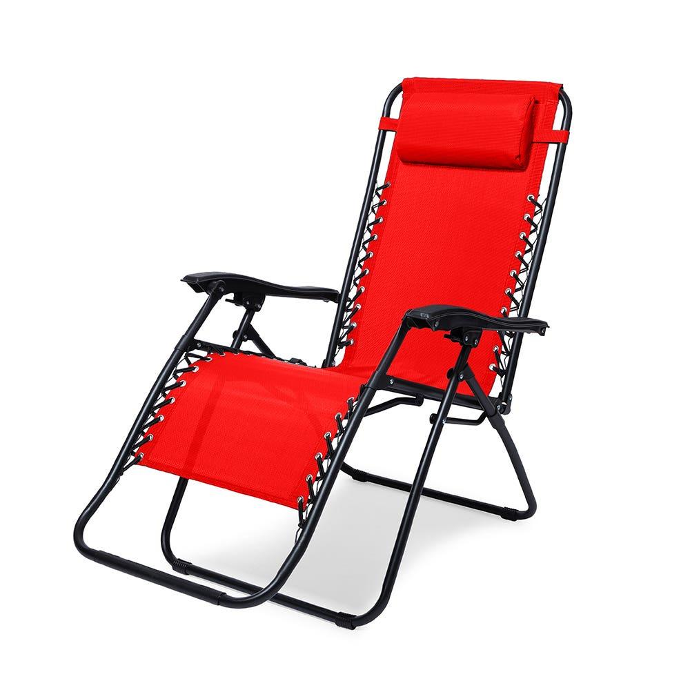 KSP Solstice Zero Gravity Chair (Red)