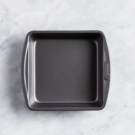Good Cook Premium Non Stick Grey Non Stick Square Cake Pan