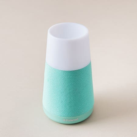 Polaroid Melody Mint Bluetooth Candle Led Speaker
