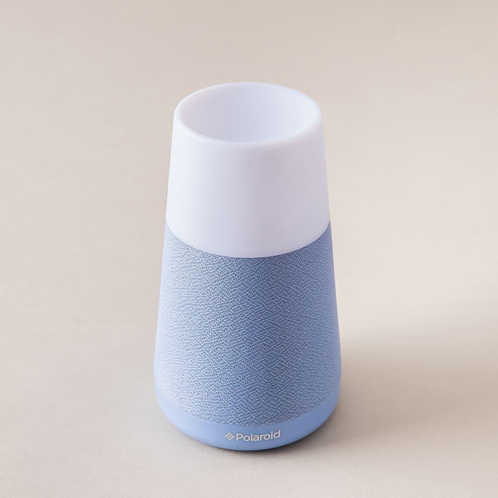 Polaroid Melody Blue Bluetooth Candle Led Speaker