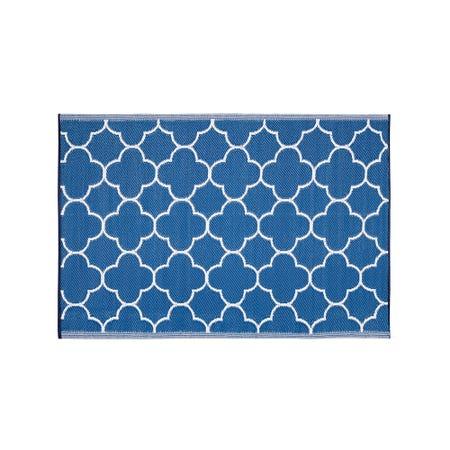 Ksp Mat Tiles 4 X 6 Royal Bl