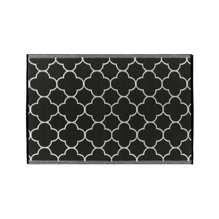 Ksp Mat Tiles 4 X 6 Black