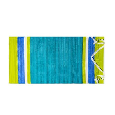 Ksp Soleil Beach Mat Blue