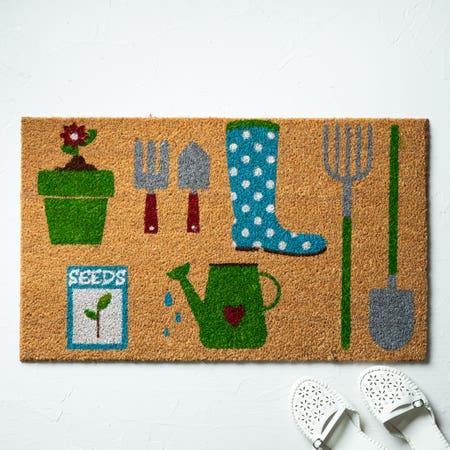 Ksp Coir Mat Gardening