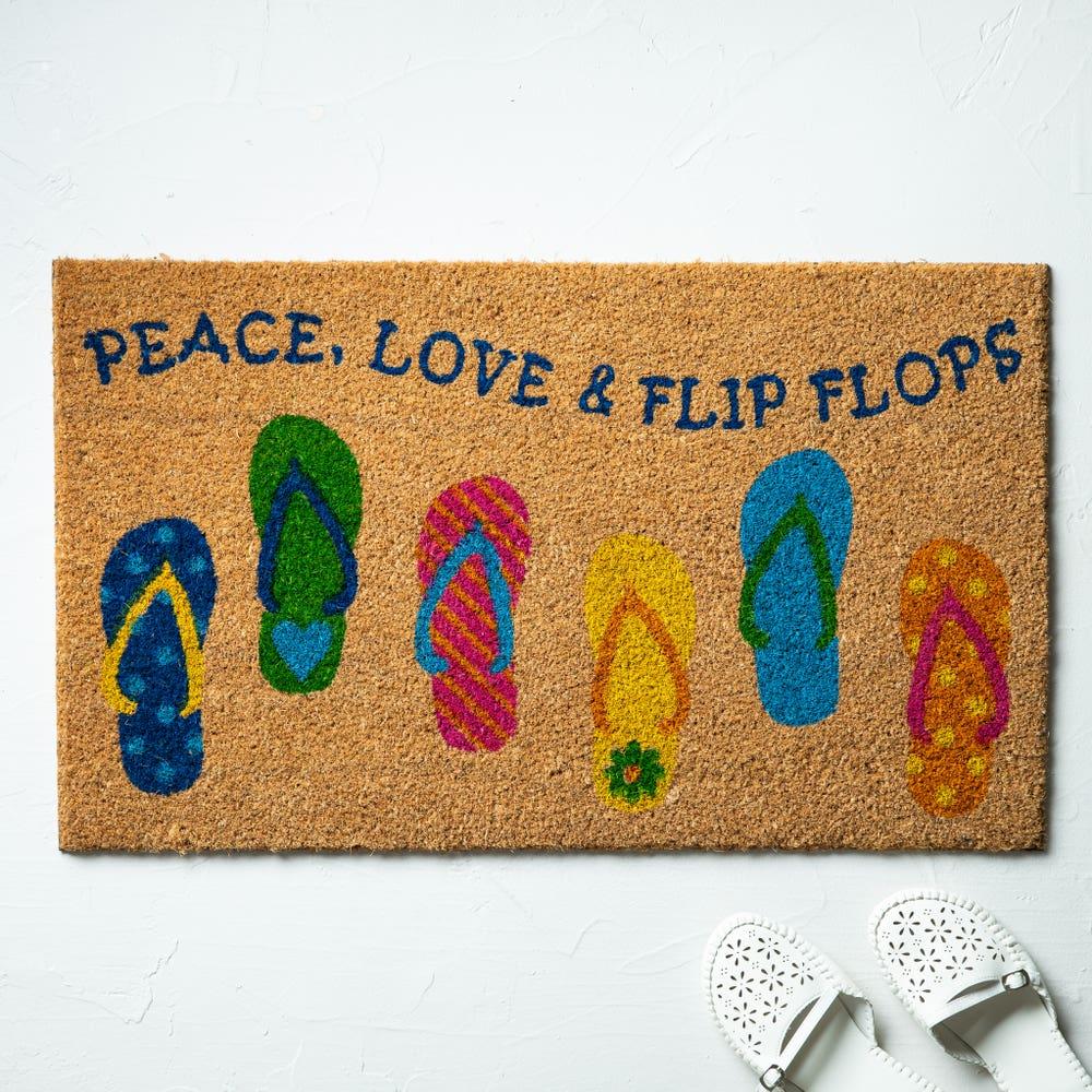 Ksp Coir Mat Flip Flops