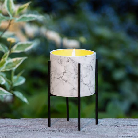 Citron W Stand Marble