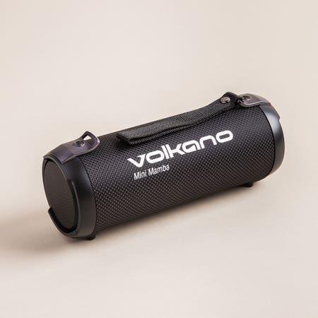 Volkano Mini Mamba Black Wireless Bluetooth Speaker