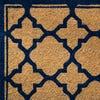 KSP Casual 'Ogee' Coir Doormat (Natural)