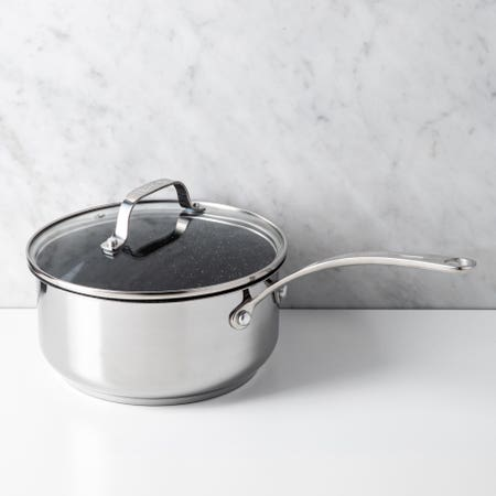 The Rock O S Saucepan 2 8L S S