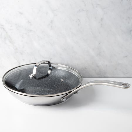 The Rock O S Frypan 25Cm S S