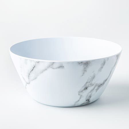 Enzo Serving Bowl 10 Marble