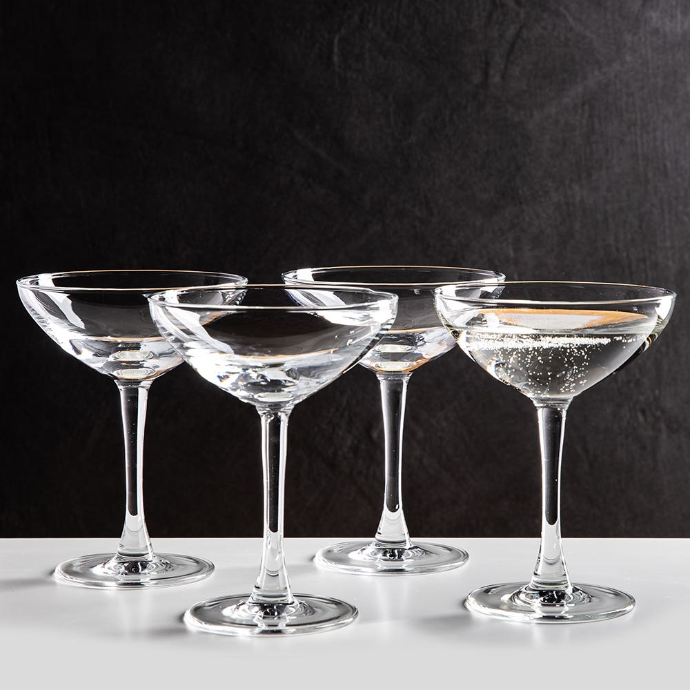 Luminarc Cachet Cocktail Coupe Glass - Set of 4