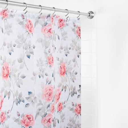 S C Fabric Romance Pink