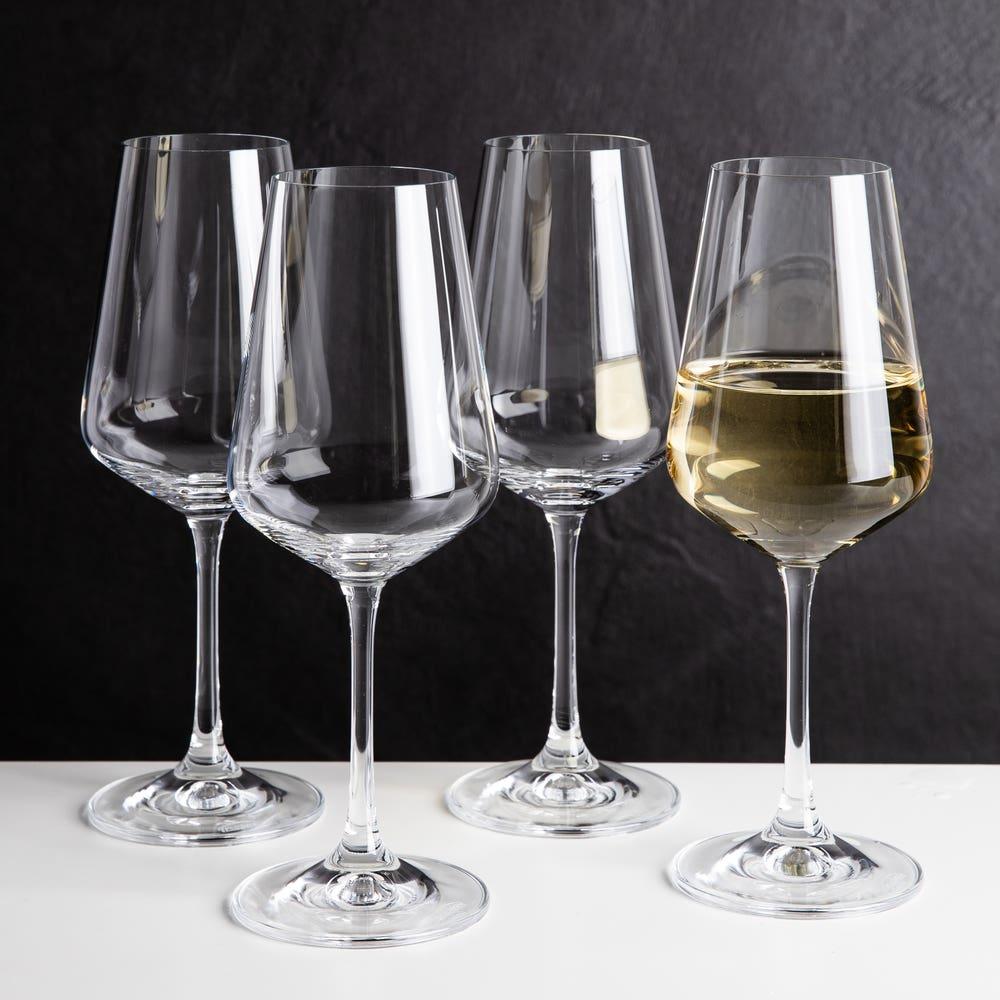 Trudeau Gala White Wine Glass 350ml - Set of 4