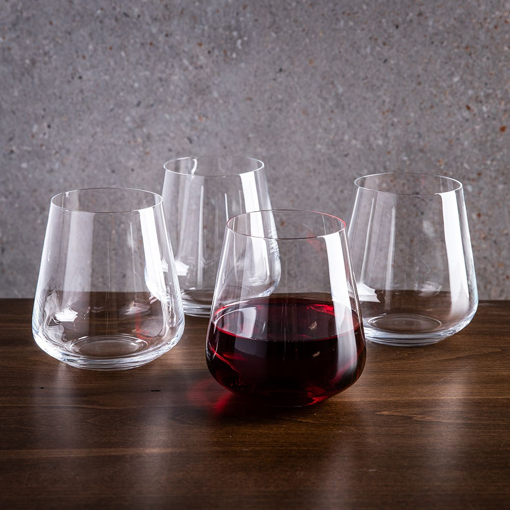Gala Stemless Red S 4