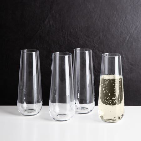 Gala Stemless Champagne S 4