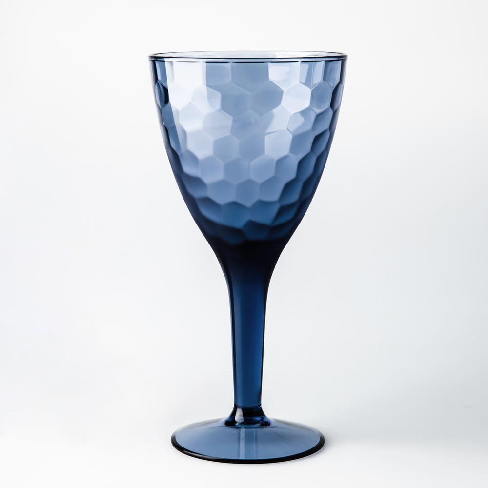 Ksp Elsa Wine Glass Navy