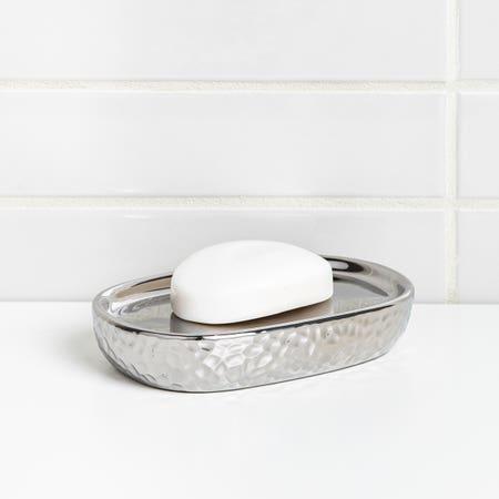 Asta Soap Dish Chrome