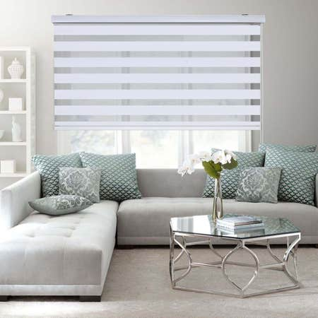 Ity Privacy Blind 68X84 Wht