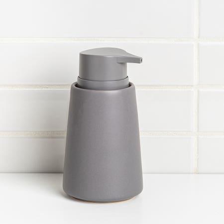 Anitra Soap Pump Dk Grey