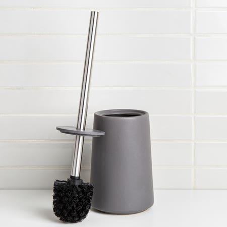 Anitra Toilet Brush Dk Grey