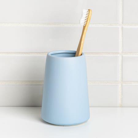 Anitra Tumbler T Brush Lt Blue