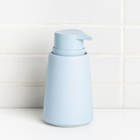 Anitra Soap Pump Lt Blue