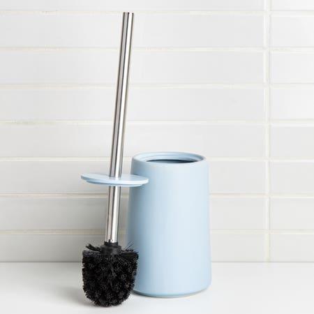 Anitra Toilet Brush Lt Blue