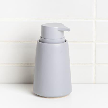 Anitra Soap Pump Lt Grey
