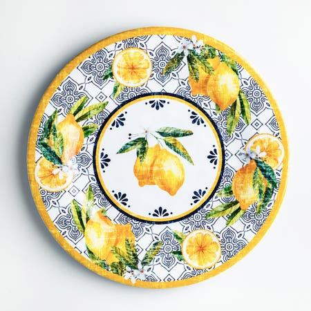 Capri Dinner Plate 10 5