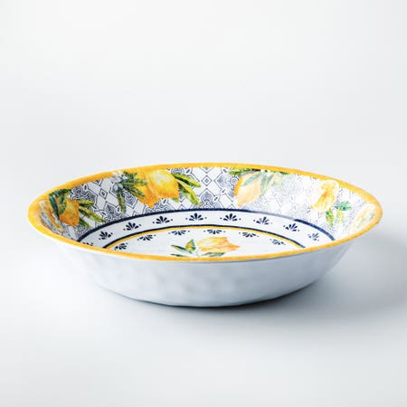 Capri Serve Bowl 13 75