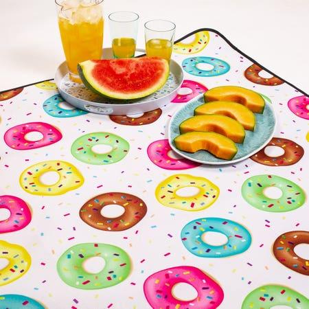 Ksp Picnic Blanket Donuts