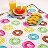 KSP Packable 'Donuts' Picnic Blanket (Multi Colour)