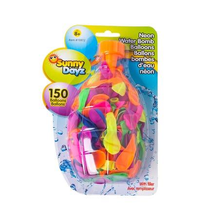S Dayz Water Balloon W Pumper