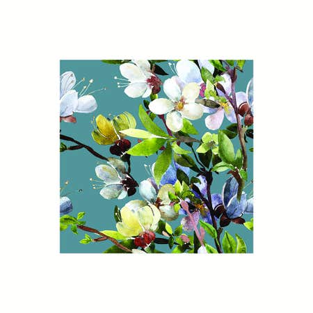 Paper Napkin Magnolia Forest