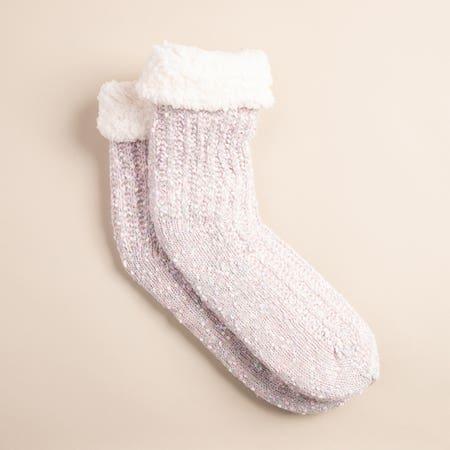 Kozie Socks Popcorn Pastel